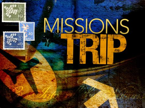 missions of mission fundraiser fellowship bible church