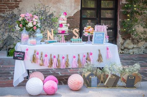 shabby chic wedding shower ideas shabby chic book themed bridal shower