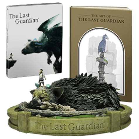 Ps4 The Last Guardian Collectors Edition the last guardian collector s edition ps4 v 225 s 225 rl 225 s akci 243 s 225 r megjelen 233 s konzolok szervize