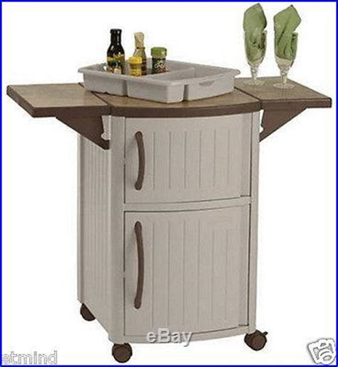 Serving Station Patio Cabinet by Coolers And Chests 187 Serve