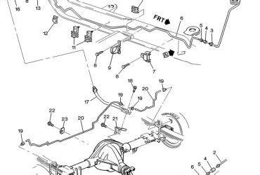 2002 chevy tracker rear brake diagram 1997 chevy 1500 rear brake diagram wedocable