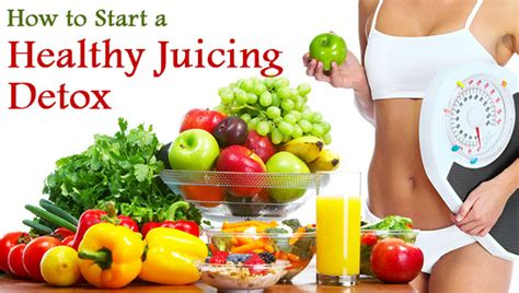 How To Begin Detoxing by How To Start A Healthy Juicing Detox Dot