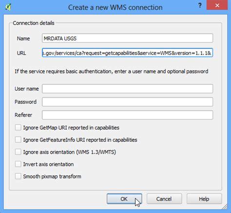 qgis tutorial wms работа с данными wms qgis tutorials and tips