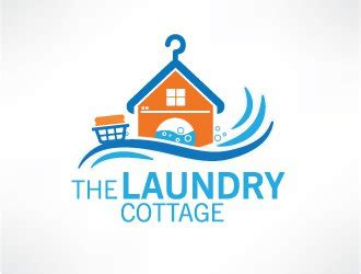 design logo terbaik 11 contoh desain logo laundry unik jasa desain logo