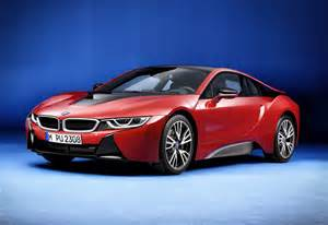 Hyundai I8 Car Pro 2017 Bmw I8 Protonic Edition Priced At
