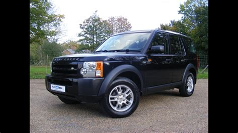land rover discovery 2007 2007 land rover discovery 3 2 7 tdv6 gs for sale in kent