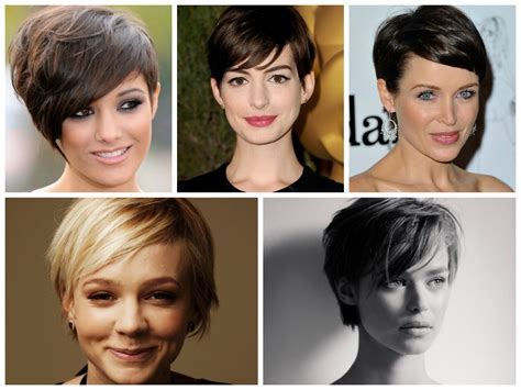 quick weave pixy cut with side sweep pixie with bangs hairstyles hair world magazine