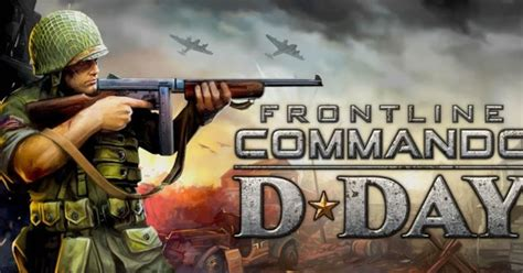 frontline commando d day apk frontline commando d day v1 0 1 apk android
