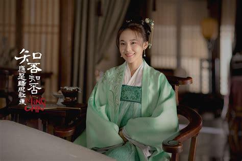 Liying Fn Stills For Zhao Liying S The Story Of Minglan Cfensi