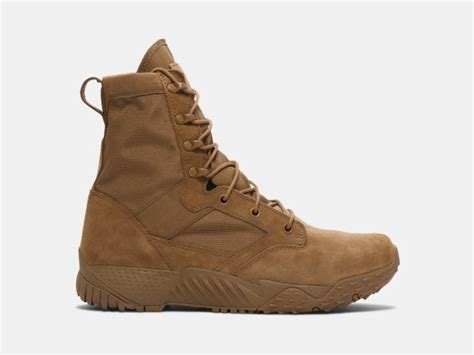 armour air boots armour 1264770 mens coyote brown ua jungle rat