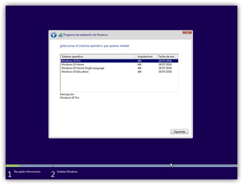 imagenes sistema windows 10 c 243 mo instalar windows 10 manual e instalaci 243 n paso a paso