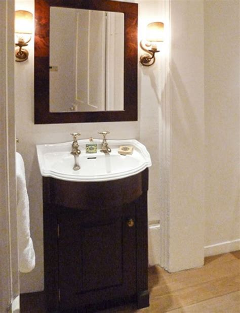 Powder Room Sink Cabinets 1000 Images About Bathroom Ideas On