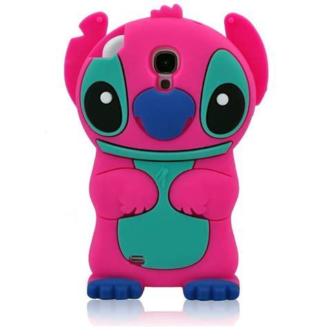 Samsung Note 5 Stitch 3d Karakter Silicone Casing T1310 1 pink 3d stitch samsung galaxy s4 i9500 soft silicone cover samsung galaxy s4