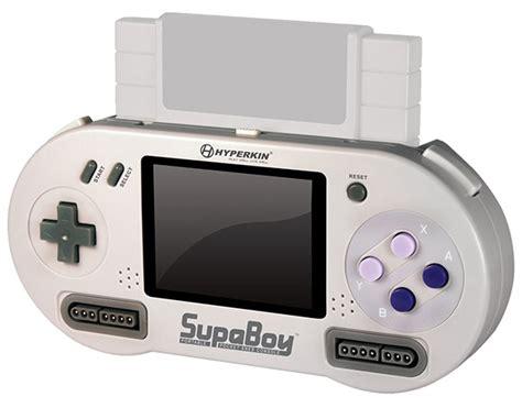 console portatili nintendo hyperkin supaboy portable nintendo console