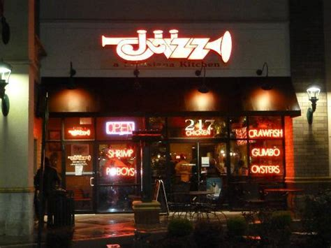 Jazz A Louisiana Kitchen Menu by Jazz A Louisiana Kitchen Columbia Menu Prices