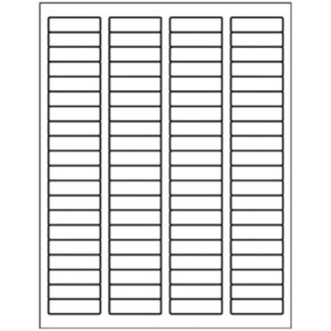 Label Template 80 Per Sheet free avery 174 template for indesign 174 return address label