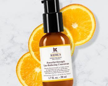 Serum Vitamin C Kiehl S mythbusters vitamin c benefits for skin kiehl s