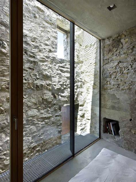 Modern Home Design Houston maison ancienne en suisse r 233 nov 233 e de fa 231 on originale