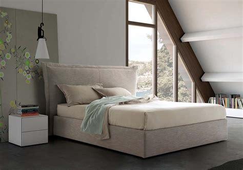 letto materasso letto contenitore pianca con materasso memory letti a