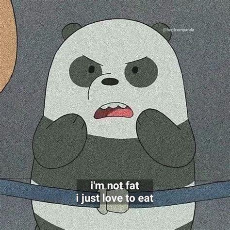 panda  bare bears  instagram tag  person