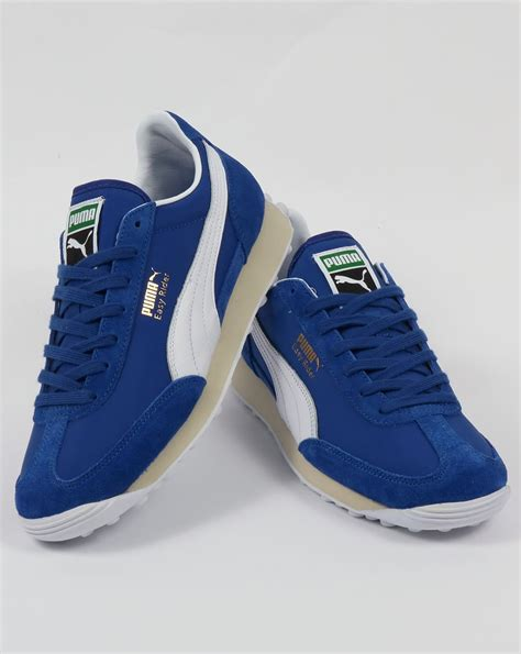 Easy Rider Blue White easy rider vtg trainers surf the web white blue shoes