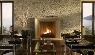 Fireplace stone wall stone fireplace surround traditional fireplace