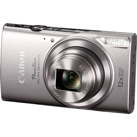 canon ixus digital canon powershot elph 360 hs digital silver