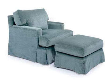 blue velvet armchair and ottoman a blue velvet upholstered club chair and ottoman