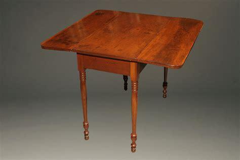 Vintage Drop Leaf Table by Antique Mahogany Drop Leaf Table