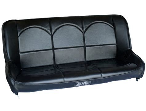 off road bench seat prp seats from motobilt pirate4x4 com 4x4 and off
