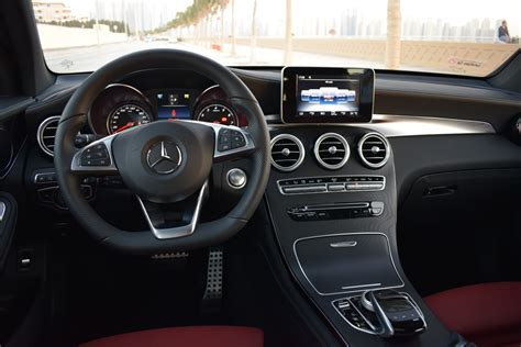 glc coupe wiki mercedes glc 250 coupe 2017 review bahrain yallamotor