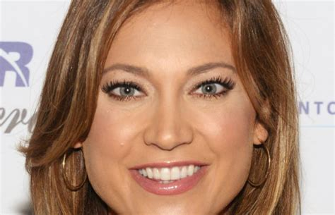 what kind of makeup does ginger z from good morning america wear ginger zee unmasks her experience with melasma celebrity
