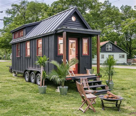 new frontier tiny homes tiny house town the riverside by new frontier tiny homes