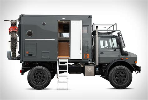 Kitchen Home Ideas by Bliss Mobil Expedition Vehicle