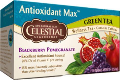 Sleepytime Detox Tea Benefits by Blackberry Pomegranate Antioxidant Max Green Tea