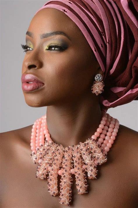 bella naija neck costumes itoro okon marcol neckpiece bellafricana digest handmade