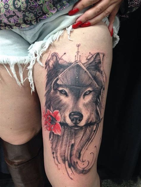 matching wolf tattoos 17 best images about tattoos on miss fluff