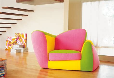 Ideas For Colorful Sofas Design Unique And Designs Furniture For Children S Room Baby Collection By Adrenalina
