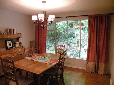 dining room curtain panels isew blog may 2010