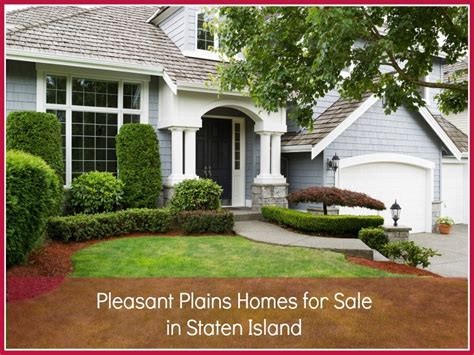 pleasant plains homes for sale in staten island south