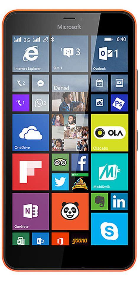 Microsoft Lumia 640 Xl Dual microsoft lumia 640 xl dual sim price specifications features comparison