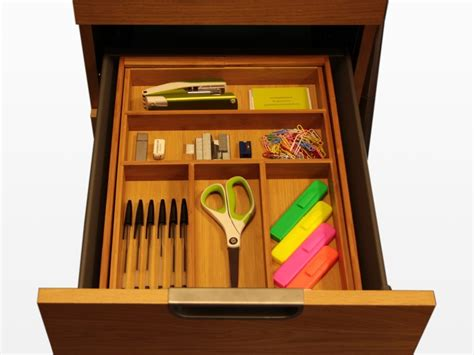 Stationary Drawers by Expandable Flatware And Drawer Organizer