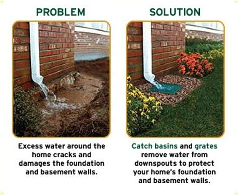 drainage solutions in new hshire by new england lawn irrigation house outdoor spaces