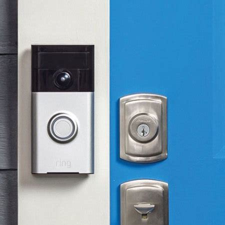ring wi fi enabled video doorbell ring wi fi enabled video doorbell silver mobilezap