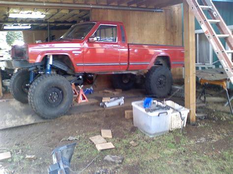 1986 jeep comanche black 92kx250 1986 jeep comanche regular cab specs photos