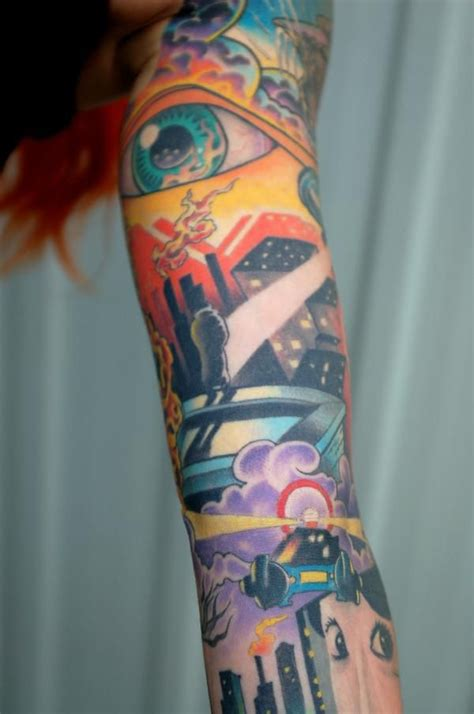 blade runner tattoo 110 best tattoos images on