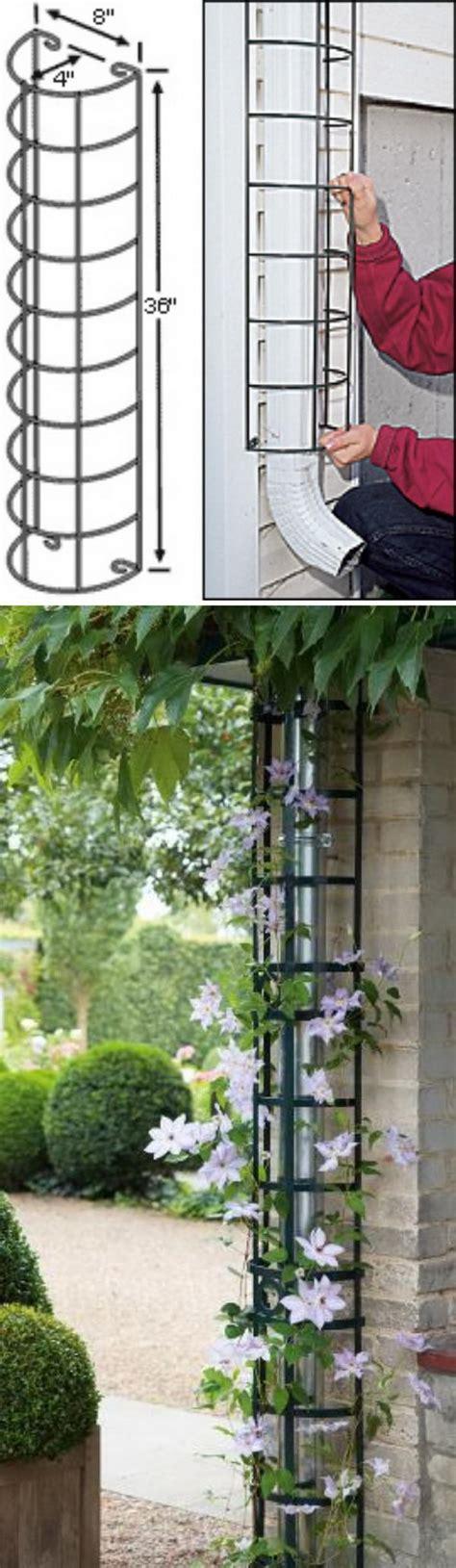 Diy Garden Trellis Ideas 20 Awesome Diy Garden Trellis Projects Hative