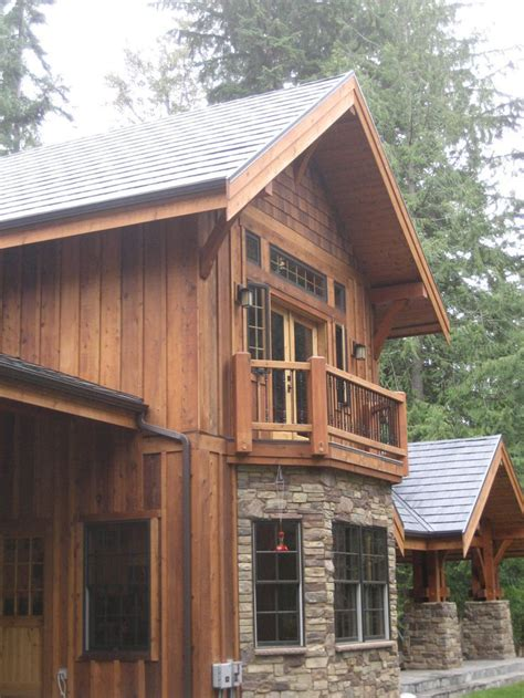 log siding vs hardiplank how to set up board and batten or exterior siding cabin