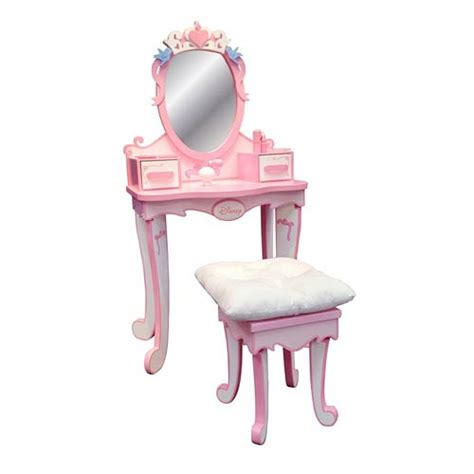 disney princess dresser set disney princess royal vanity wooden play set wicked cool
