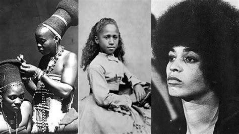rwandan traditional hair cuts history video the history of black hair our hair